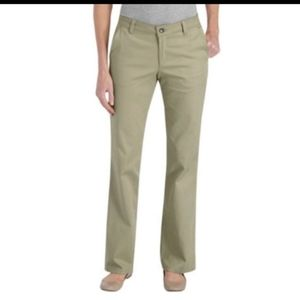 NWT Dickies stretch relaxed fit straight sz 16 Sh